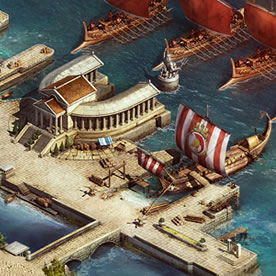 Sparta: War of Empires Screenshot 2