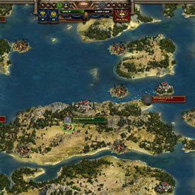 Sparta: War of Empires Screenshot 4